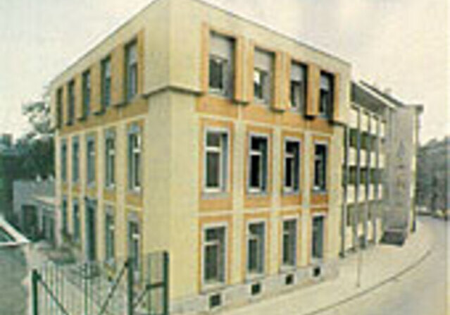 GHI Building around 1970