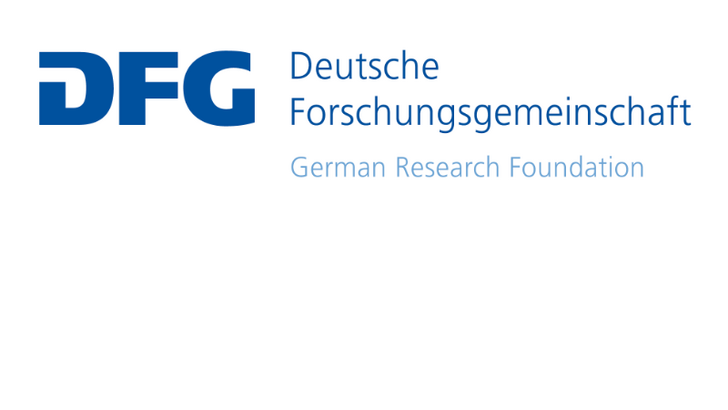 Logo of the German research foundation
